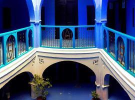 达达迪奇雷夫摩洛哥传统庭院住宅