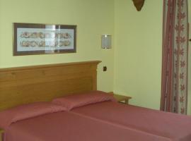 圣罗克酒店, Reinosa