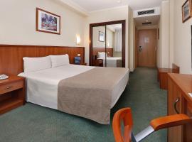 HCC贝尔加城市酒店