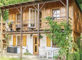 Three-Bedroom Holiday Home in Rehau