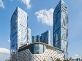 Mia Suites服务公寓-成都金融城银泰中心店