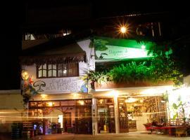 Eco Hotel El Refugio de La Floresta, 莱蒂西亚