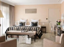 巴里尔勒格雷阿比昂酒店