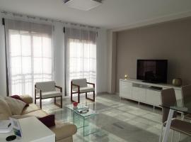 Apartamento parque Almunia