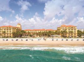 水棕榈海滩度假酒店暨Spa
