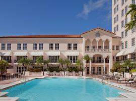 科勒尔盖布尔斯凯悦酒店,迈阿密