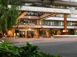 维多利亚庄园套房酒店