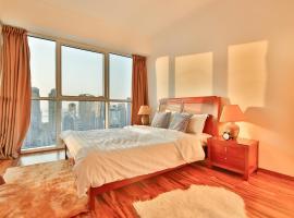 海景两卧室公寓 - 萨巴3号塔