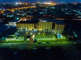 玛比赛尔哈科特港瑞士国际酒店, Port Harcourt