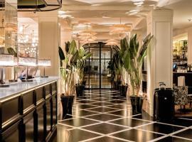 里贾纳酒店,位于马德里的酒店