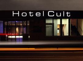 法兰克福卡尔特酒店,位于美因河畔法兰克福的酒店