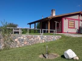 Cabaña del Alto Tupungato