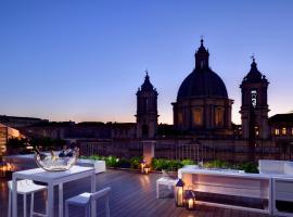 罗马生活套房酒店