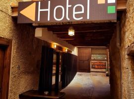 Hotel Asador O Callejón De Belchite, Ayerbe