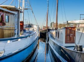 阿斯利漂浮船屋