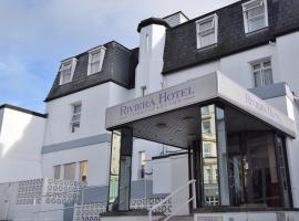 里维埃拉酒店,位于托基的酒店