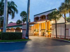 西棕榈滩机场华美达酒店