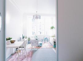 波西米亚城市公寓