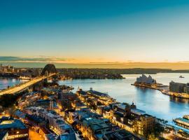 悉尼西码头套房酒店