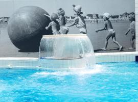 卡斯特尔健康酒店 - 海水浴水疗