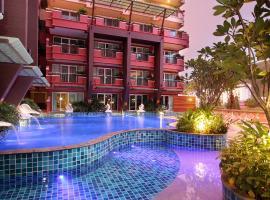 蔚蓝海洋度假酒店