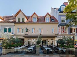 费勒博格斯图贝酒店,位于费尔德巴赫的酒店