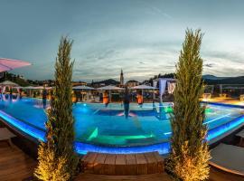 艾比纳多洛米蒂罗曼蒂克水疗酒店