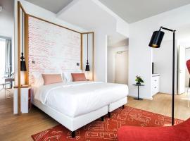 柏林辉盛凯贝丽酒店式服务公寓