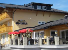 阿尔盆布里克兰德霍夫旅馆, 阿尔滕马克特蓬高
