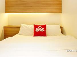 禅房阿拉伯街酒店,位于新加坡慕达发购物中心附近的酒店