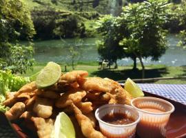 Mandizeiro - Pousada, Pesca e Lazer