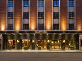 布鲁塞尔大广场华威酒店