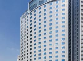 横滨港未来园景酒店