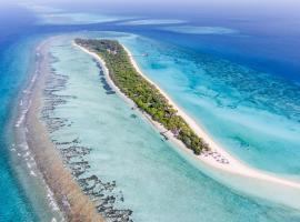 马尔代夫棕榈滩岛度假村及Spa
