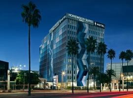 洛杉矶国际机场希尔顿惠庭套房酒店