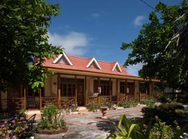马斯顿度假屋, 拉迪格岛