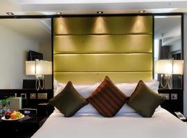 伦敦城市套房酒店