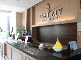 帕米酒店, Tanjungredep