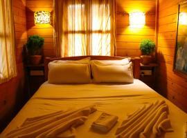 贝利风之歌海滩小屋旅馆