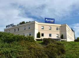 基利亚德西布里夫酒店