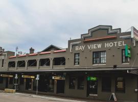 巴特曼斯湾湾景酒店