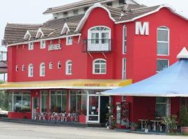Motel Izvorul Rece, Aurel Vlaicu (Geoagiu附近)