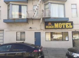 海滩汽车旅馆
