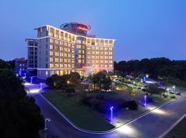 武汉天河机场东希尔顿欢朋酒店