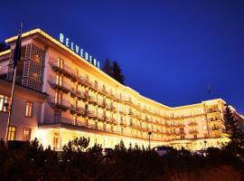斯特根伯格贝维德大酒店, 达沃斯