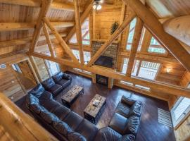 The Summit Lodge in Hocking Hills