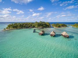 Vahine Island Resort & Spa, Patio
