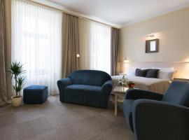 安盟酒店,位于布拉格的酒店
