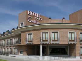 阿维拉城堡二号酒店