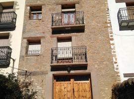 Casa Inés, Valdelinares